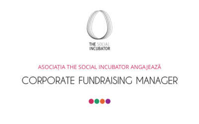 Job: Corporate Fundraising Manager