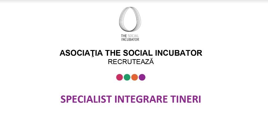 SPECIALIST INTEGRARE TINERI